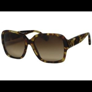 Coach Tortoise Megan Sunglasses